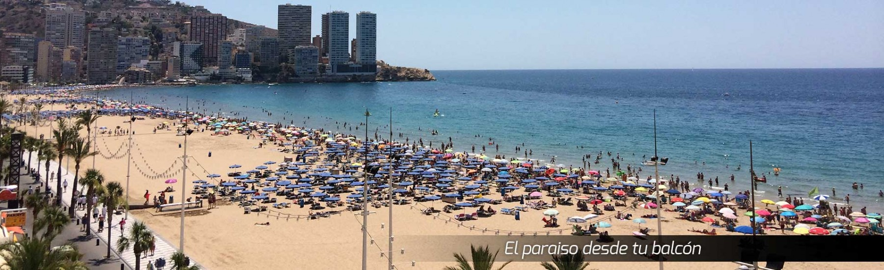 Penthouse for sale in Benidorm